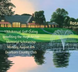 13th Annual Hugh Archer Golf Outing