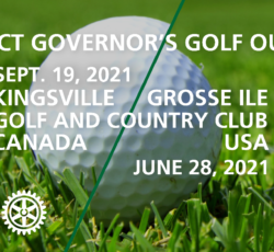 DGGO  Golf Outings  1 in Canada and 1 in U.S.