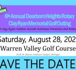 6th Annual Dearborn Heights  Memorial Golf Outing